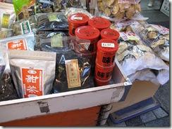 中国茶とウェイパー