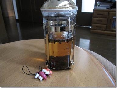 アールグレーの紅茶