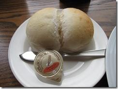 ガーデンランチのパン