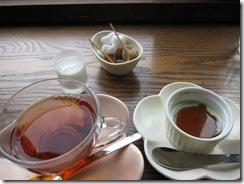 抹茶のお菓子