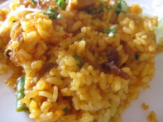 インド風中華焼き飯
