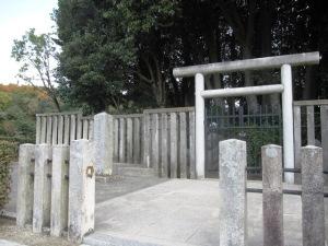 吉備姫王墓2