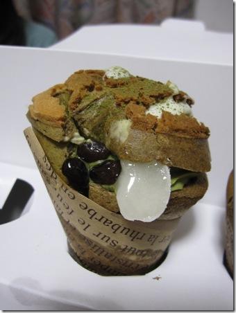 フーケのケーキ 小豆に求肥