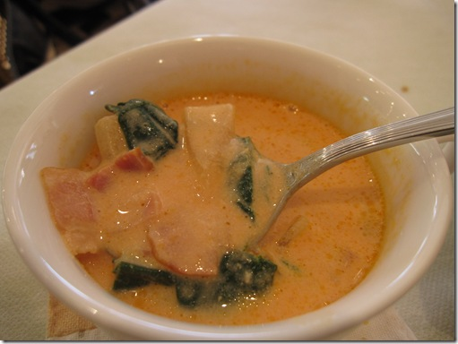 今月のスープ